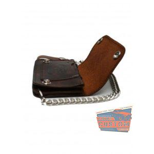 The Traditional Speed Embossed Wallet